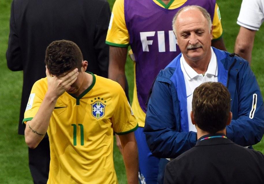Luiz Felipe Scolari /Luiz Felipe Scolari  /PAP/EPA