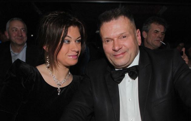 Luiza Kobyłecka, Krzysztof Rutkowski /Cezary Pecold /Agencja SE/East News