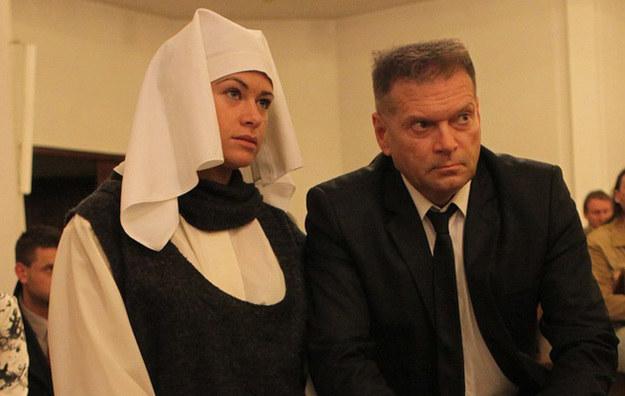 Luiza Kobyłecka, Krzysztof Rutkowski /Cezary Pecold /East News