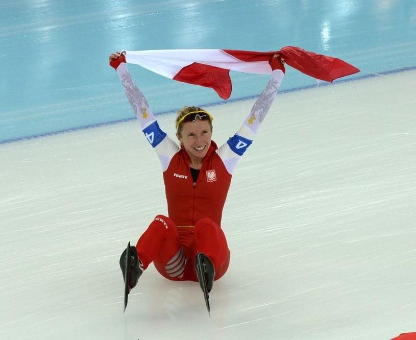 Luiza Złotkowska wolałaby być za Polakami, ale oni nie pojechali na MŚ, więc jest za Niemcami. /AFP
