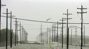 Luizjana walczy z jedną z największych powodzi