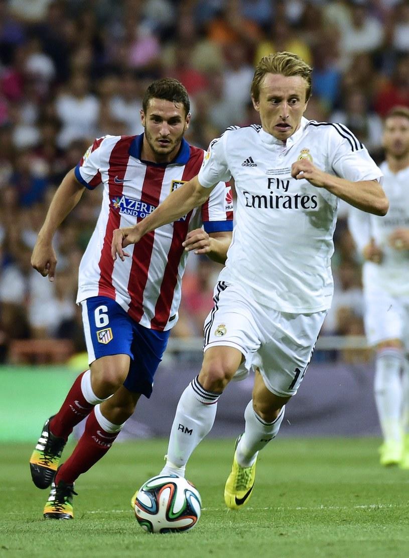 Luka Modrić, gwiazda Realu Madryt /AFP
