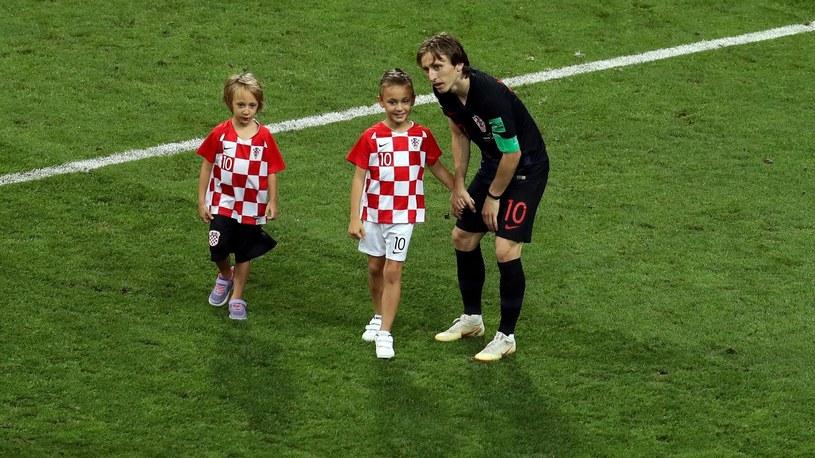 Luka Modrić /Getty Images