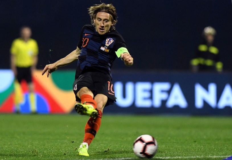 Luka Modrić /AFP