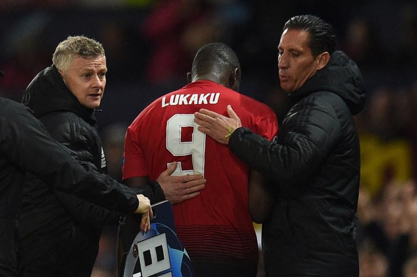 Lukaku pożegna się z Manchesterem? /AFP