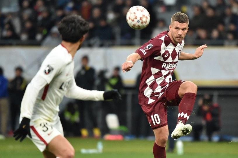 Lukas Podolski /AFP