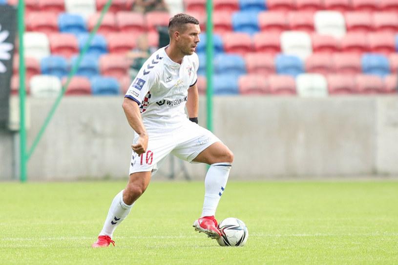 Lukas Podolski /Tomasz Kudala/REPORTER /East News