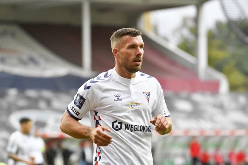 Lukas Podolski /MICHAL DUBIEL/400mm.pl /Newspix