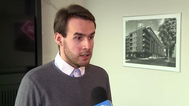Łukasz Borkowski, Stowarszenie Graj Legalnie /Newseria Biznes