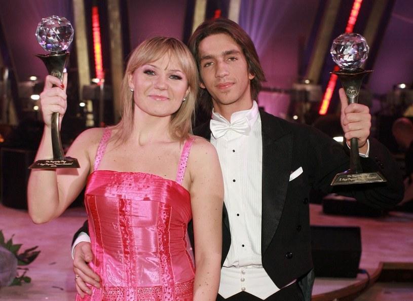 Łukasz Czarnecki i Anna Guzik /AIM /AIM