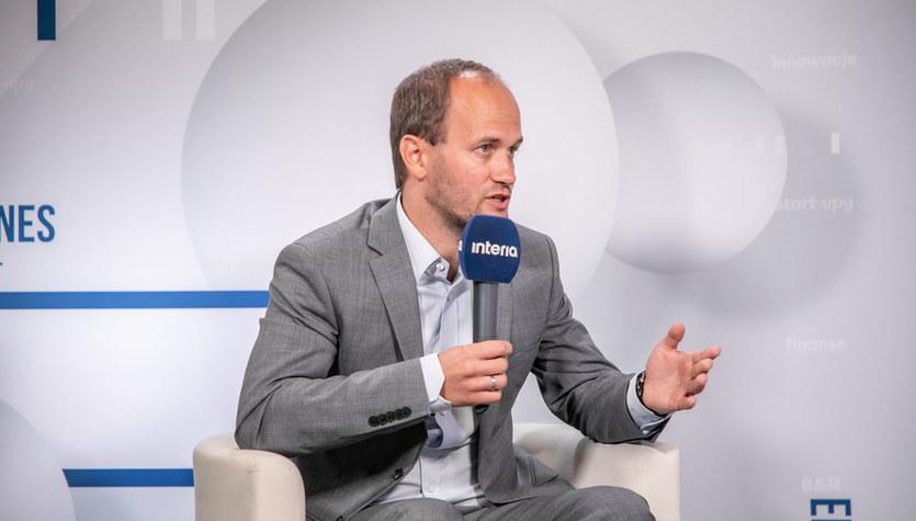 Łukasz Czernicki, główny ekonomista MF: Inflacja pomaga odbudować gospodarkę po pandemii