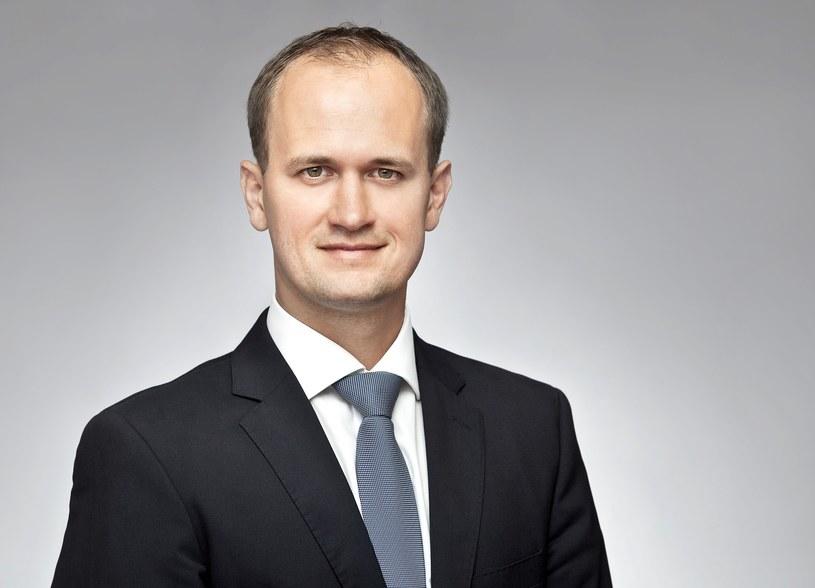 Łukasz Czernicki, główny ekonomista Ministerstwa Finansów. /materiały prasowe