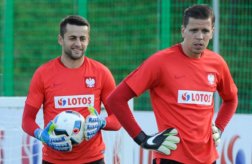 Łukasz Fabiański (z lewej) i Wojciech Szczęsny /Łukasz Solski /East News