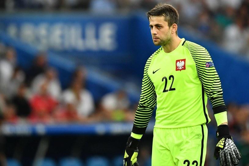 Łukasz Fabiański /AFP