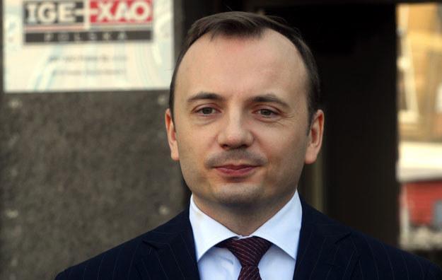Łukasz Gibała chce odwołania prezydenta Jacka Majchrowskiego /Artur Barbarowski /East News
