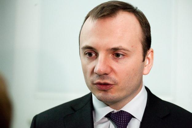 Łukasz Gibała /fot. Karol Serewis /East News
