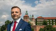 Łukasz Gibała kandydatem na prezydenta Krakowa