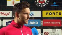 Łukasz Grzeszczyk: Moje buty dojechały w trakcie spotkania! (Polsat Sport) WIDEO
