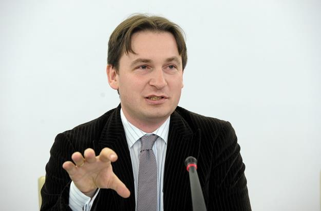 Łukasz Hard, członek RPP /PAP