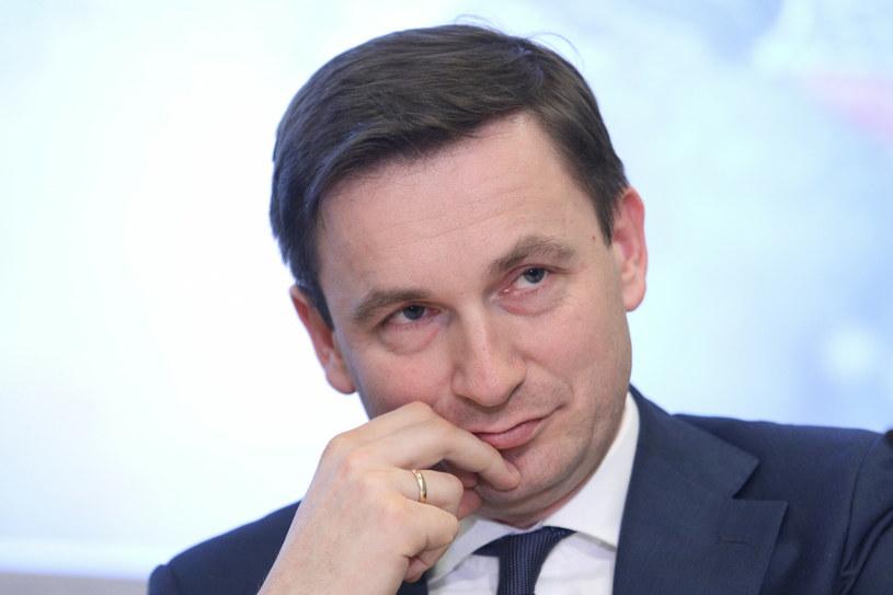 Łukasz Hardt, członek RPP /Tomasz Jastrzębowski /Reporter