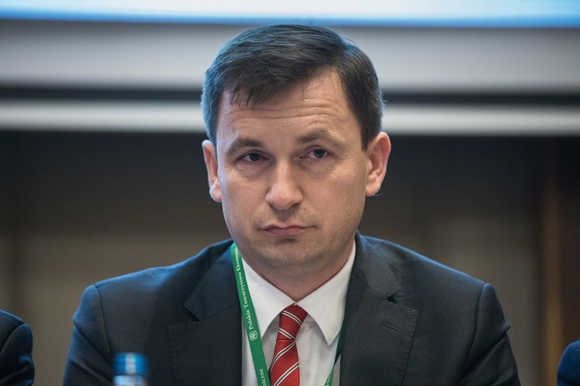 Łukasz Hardt, RPP /Michał Woźniak /Agencja SE/East News
