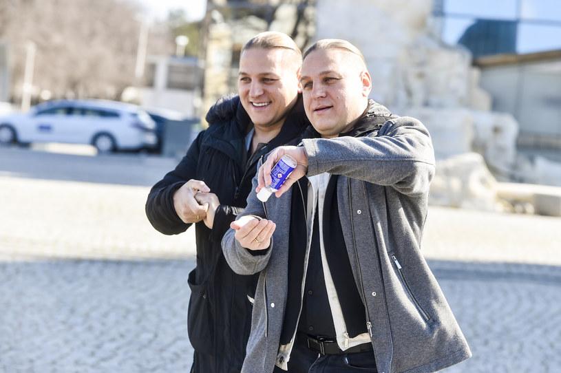 Łukasz i Paweł Golcowie /AKPA