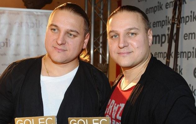 Łukasz i Paweł Golec /- /MWMedia