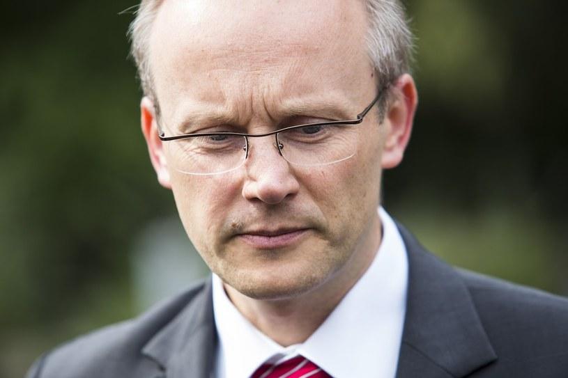 Łukasz Kamiński /Andrzej Hulimka  /Reporter