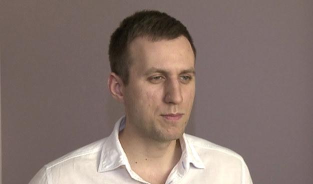 Łukasz Kośnik, dyrektor Antal IT Services /Newseria Biznes