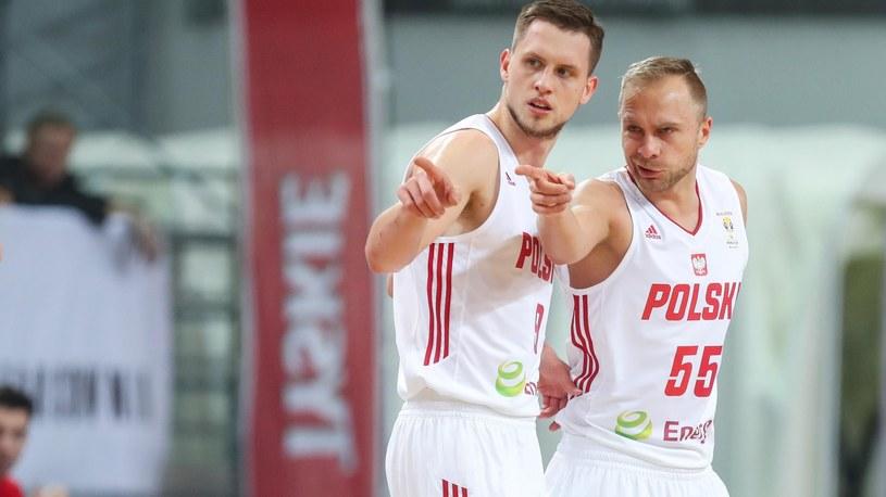 Łukasz Koszarek (z prawej) Mateusz Ponitka /Newspix