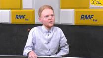 Łukasz Krasoń, doradca Szymona Hołowni ds. osób z niepełnosprawnością, punktuje kandydatów na prezydenta