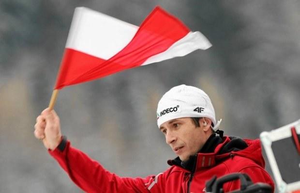 Łukasz Kruczek. Fot. Jan Kowalski /INTERIA.PL