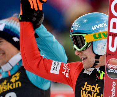 Łukasz Kruczek podał skład na Turniej Czterech Skoczni