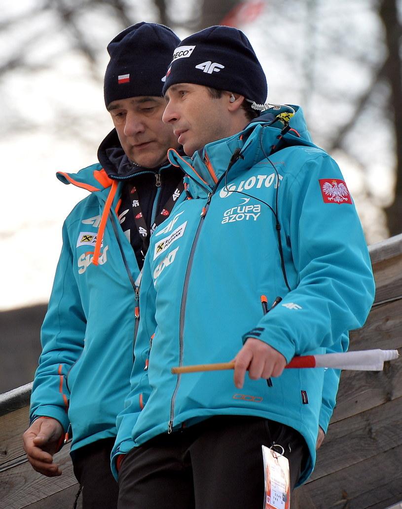Łukasz Kruczek /fot. Grzegorz Momot /PAP