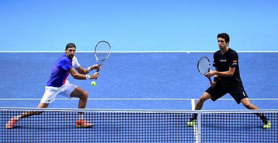 Łukasz Kubot i Marcelo Melo wygrali rywalizację deblistów w turnieju ATP w Acapulco (tutaj na zdjęciu archiwalnym) /FACUNDO ARRIZABALAGA /PAP/EPA