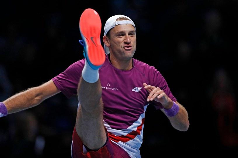 Łukasz Kubot /AFP