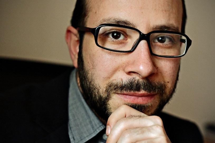 Łukasz Kulesa, dyrektor think tanku European Leadership Network /Krzysztof Żuczkowski  /Agencja FORUM