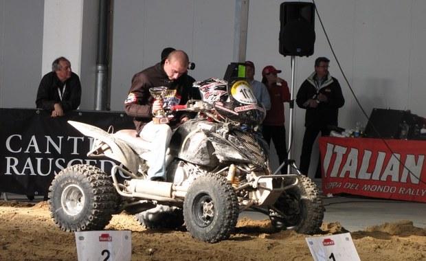 Łukasz Łaskawiec z RMF Caroline Team wygrał Italian Baja