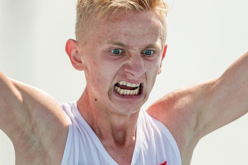 Łukasz Niedziałek musiał się niestety wycofać z wyścigu /Joosep Martinson / Stringer /Getty Images