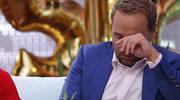 Łukasz Nowicki poruszony tragedią dzieci. Nie mógł powstrzymać łez