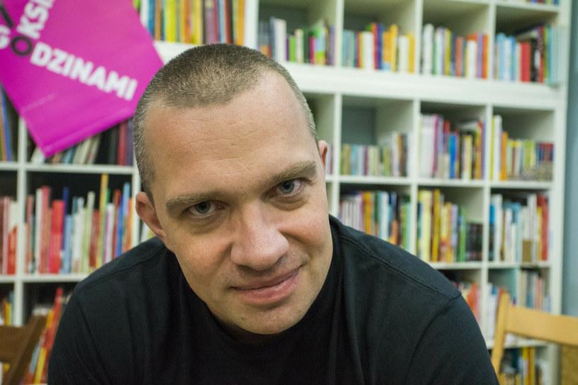 Łukasz Orbitowski opisał na Facebooku zebranie z rodzicami /Dawid Tatarkiewicz/EAST NEWS /East News