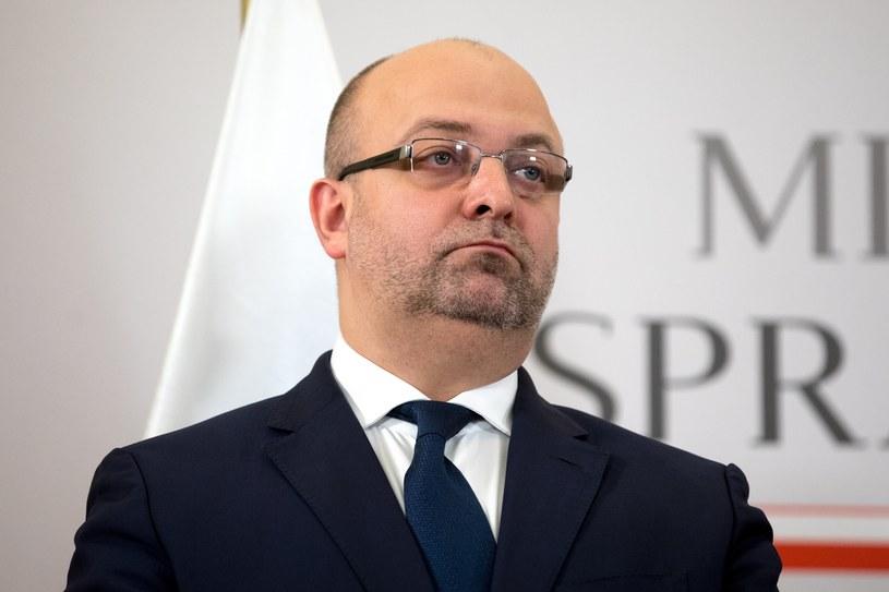 Łukasz Piebiak /fot. Andrzej Iwanczuk /Reporter