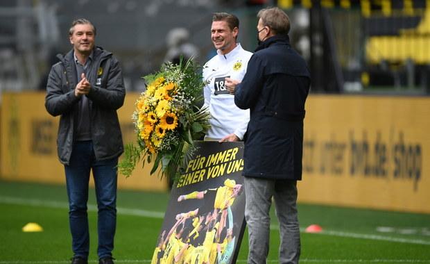 Łukasz Piszczek kończy 11-letnią przygodę z Borussią Dortmund