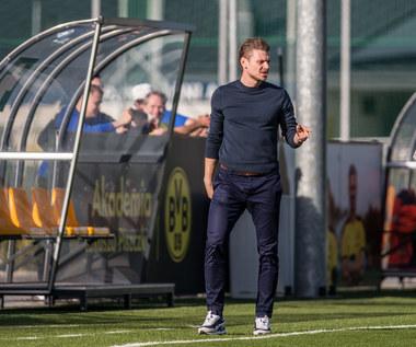 Łukasz Piszczek na ławce trenerskiej swojego klubu