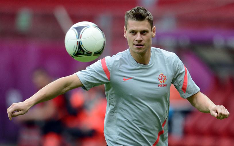 Łukasz Piszczek nie zagra w spotkaniu ostatniej szansy w eliminacjach MŚ /AFP