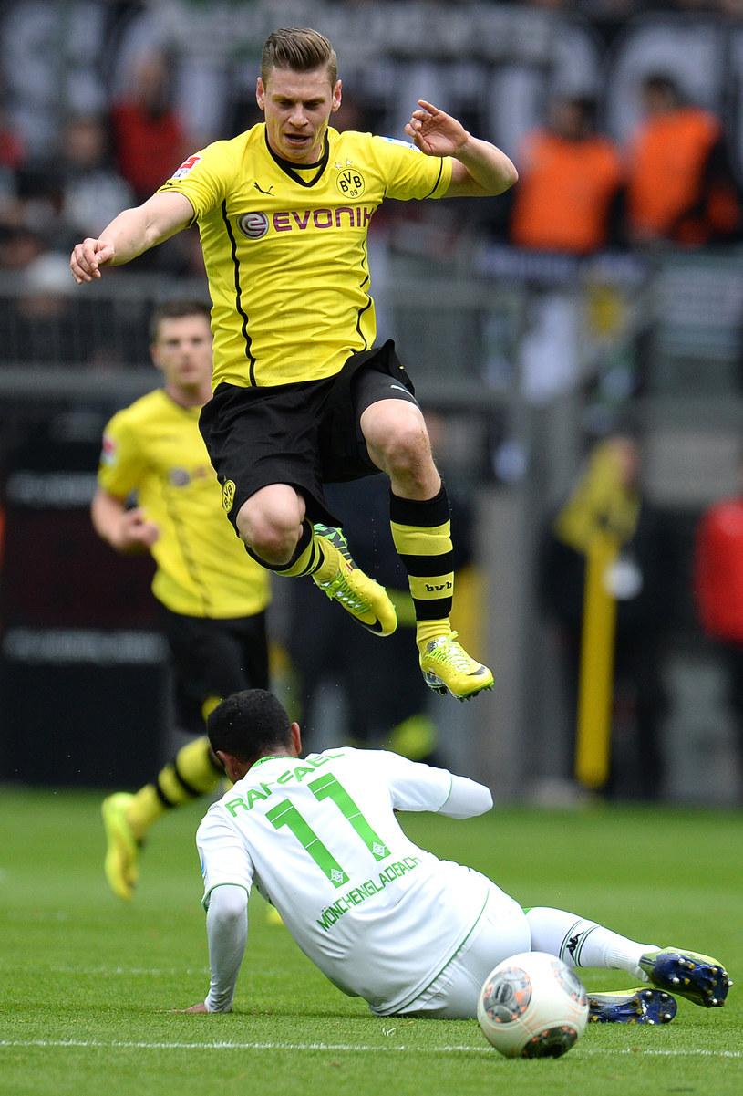 Łukasz Piszczek, obrońca Borussii Dortmund /AFP