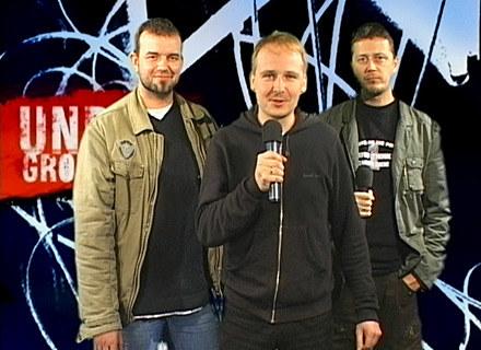 "Łukasz ""Ratusz"" Ratuszny, Marcin ""Maverick"" Kujawa i Szymon ""Seemoon"" Dwornik (UnderGround Fly) /INTERIA.PL"