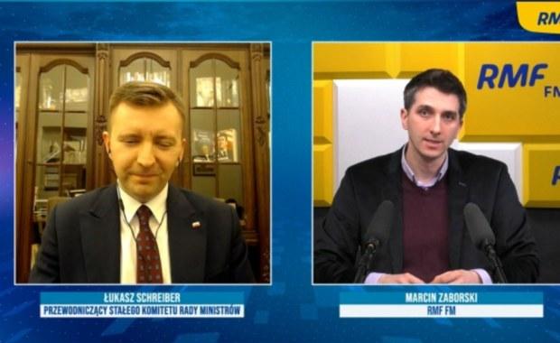Łukasz Schreiber: Doświadczenie stawia pod znakiem zapytania, czy publiczne dyskusje z opozycją mogą być poważne