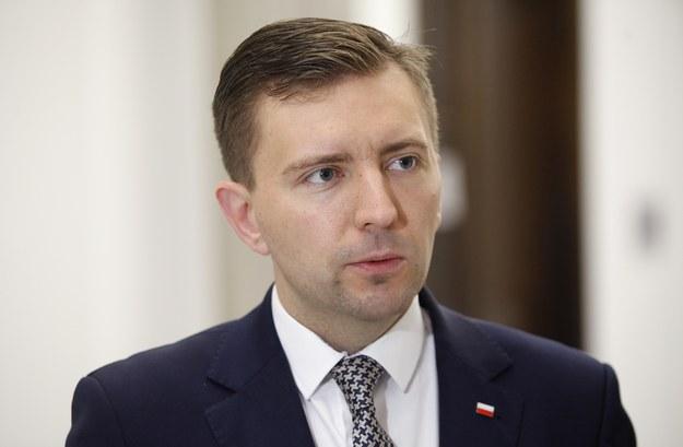 Łukasz Schreiber /Stefan Maszewski /Reporter