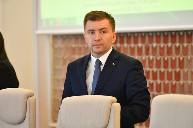 Łukasz Schreiber /Piotr Nowak /PAP